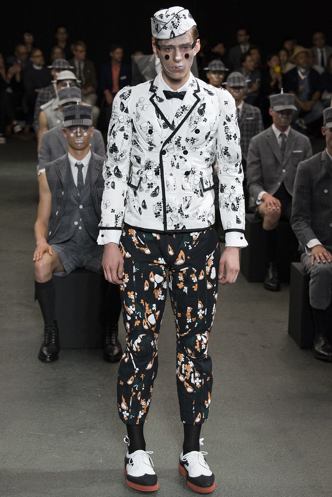 Elvis Jankus3213_SS15 Paris Thom Browne(VOGUE)