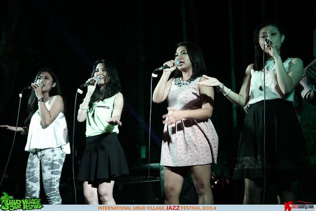 Ubud Village Jazz Festival 2014 - Widi Noor Answara Project (3)