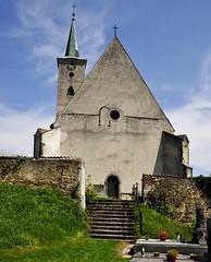Nezamyslice, kostel