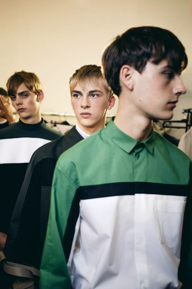 Dominik Sadoch3133_SS15 Paris Carven(Facebook Carven via Flashbang@TFS)