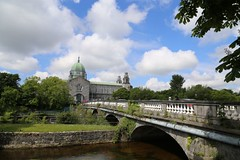 Sunny day in Galway