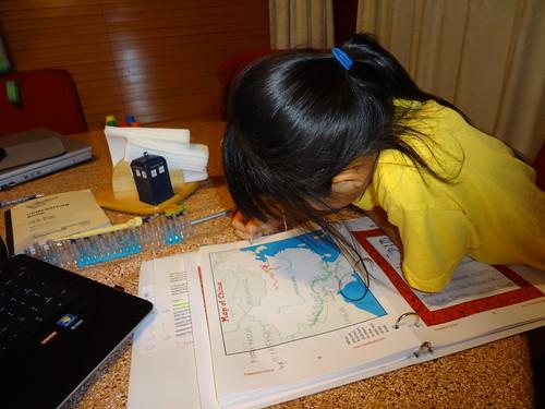 China Unit Study 2014