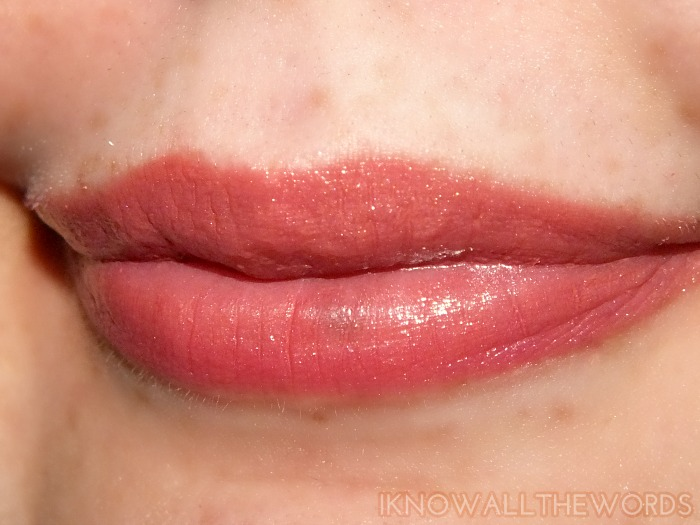 mary kay true dimensions lipstick- FIRST BLUSH
