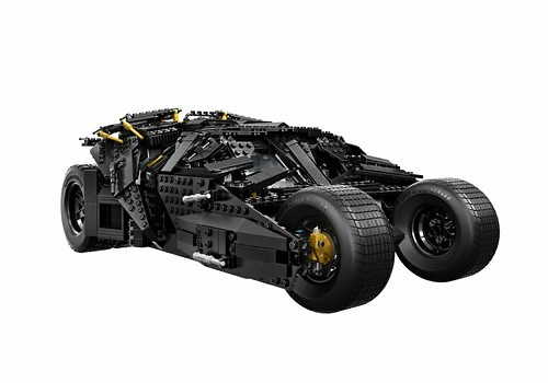 LEGO Ultimate Collector's Set The Tumbler 02