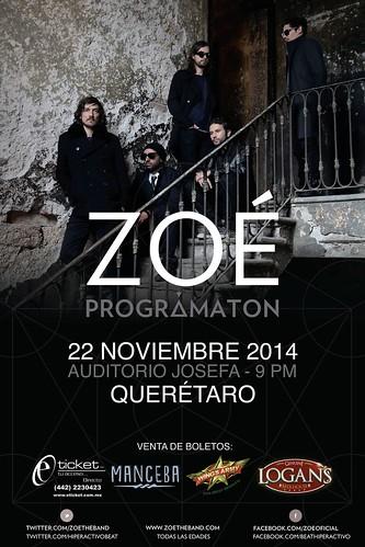 Zoe en Querétaro