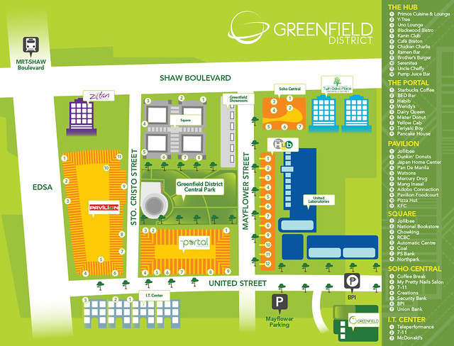RUPM 2014 Greenfield district map