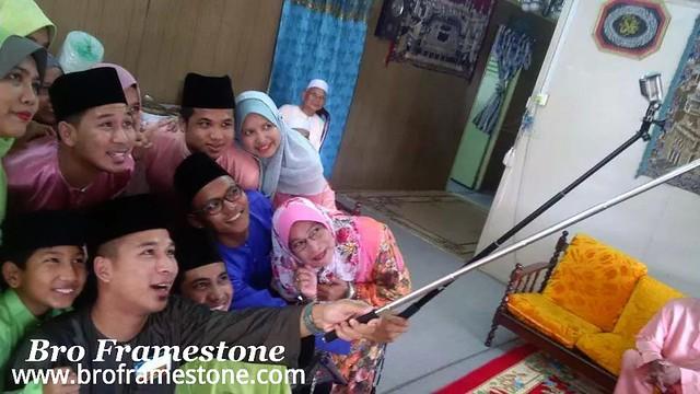 Monopod Selfie