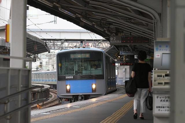 Tokyo Train Story 西武新宿線・池袋線 2014年8月17日
