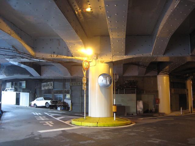 大阪 中津高架下建築 (5)