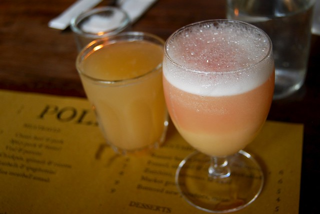 Polpo Notting Hill Cocktails