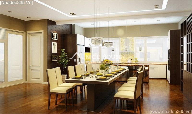 Thiết kế nội thất chung cư Linh Đàm - Chị Giang_02