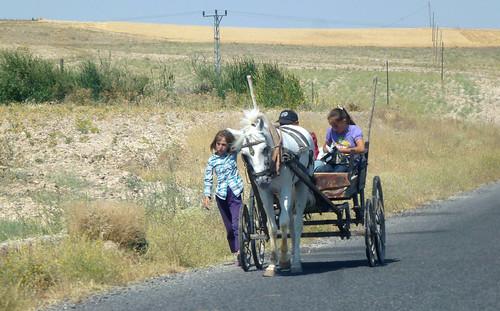 Turquie - jour 20 - Cappadoce, dans les airs et sous terre - 150 - Route de Tatlarin