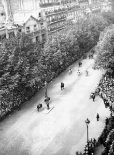 Den store Seiersparaden i Paris (1919)