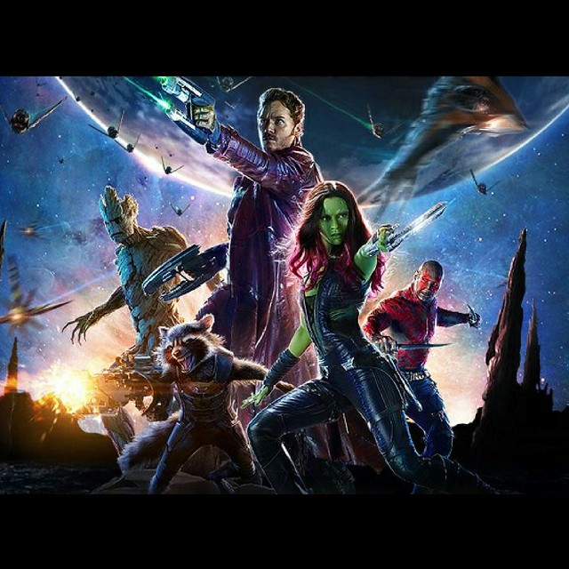 James Gunn's Guardians of the Galaxy (GotG) movie: HIGHLY RECOMMENDED!!!