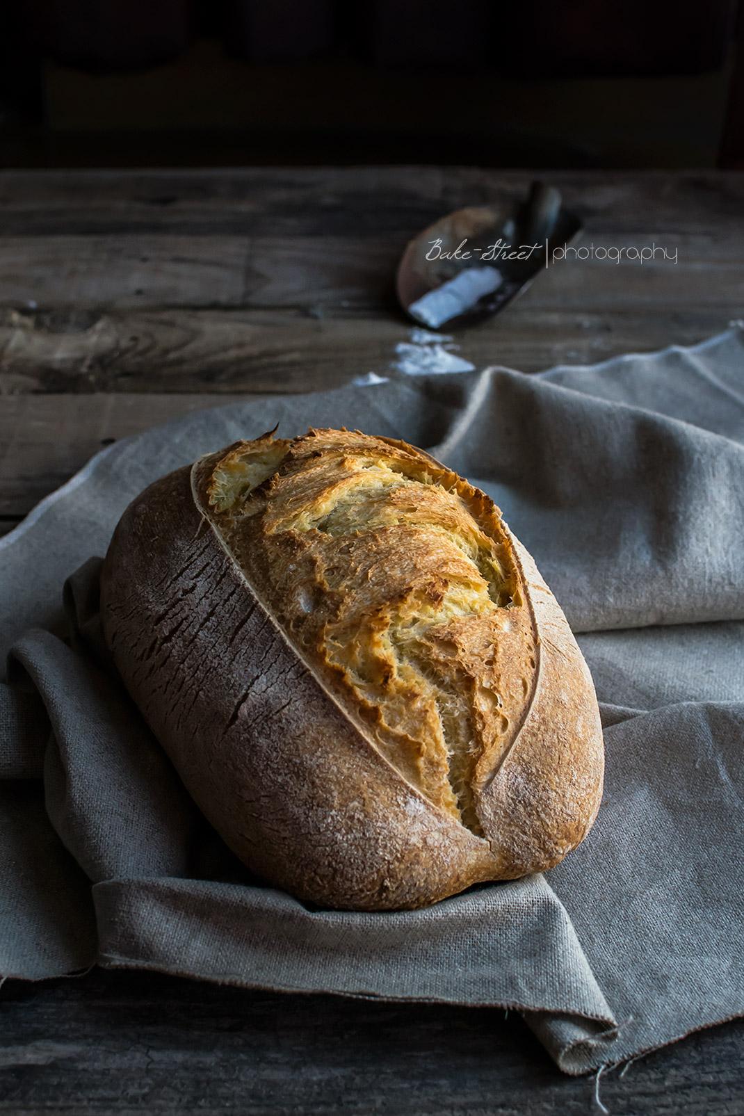 Pan de sémola de trigo duro