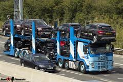 Volvo FM 400 6x2 Car Transporter - T18 ECM - ECM - M1 J10 Luton - Steven Gray - IMG_9991