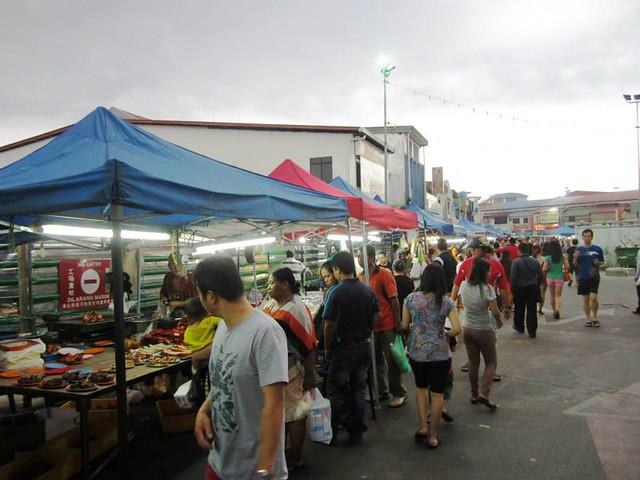Sibu Pasar Malam/Night Market 1