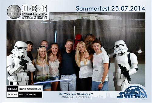 2014-07-25 - [SWFN-Event]  - Gymnasium Oberasbach - Fotowand - 101  von 102.jpg
