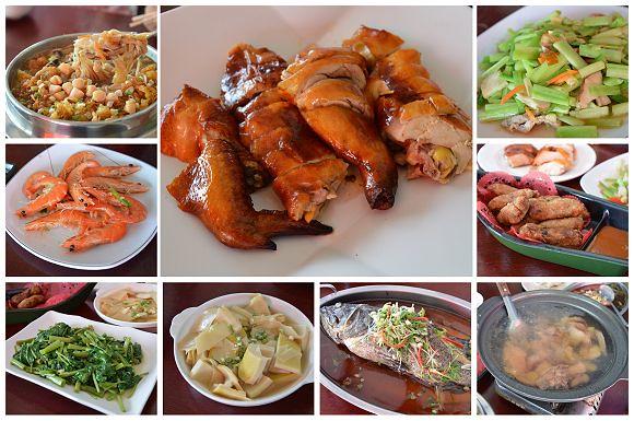 蘆花雞料理餐廳01