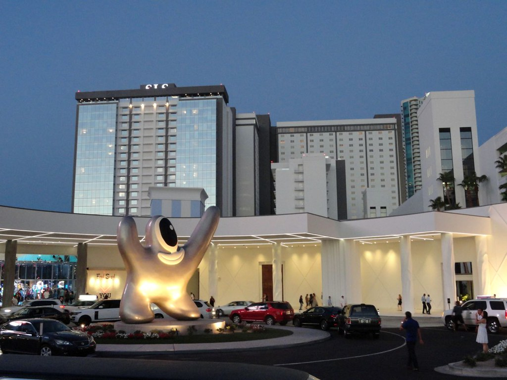 SLS Hotel and Casino review.