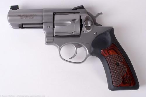 RUGER GP100 357 Magnum