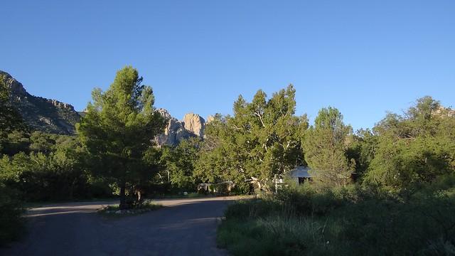 Portal, Arizona, August