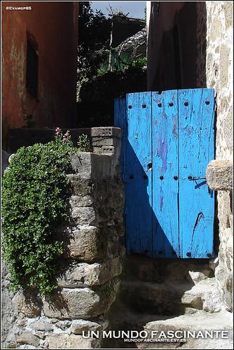 Rincones de Garganta la Olla, La Vera, Extremadura.