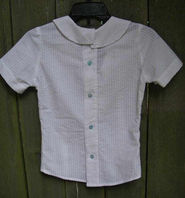 button-back blouse