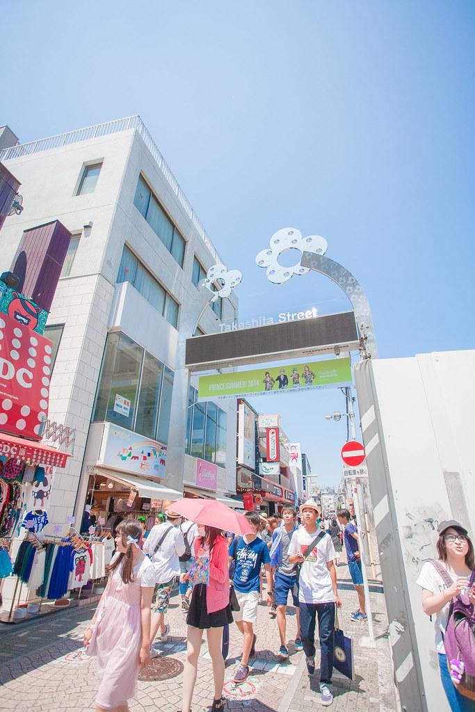 第一次出國玩之東京八日遊(上)文長圖多