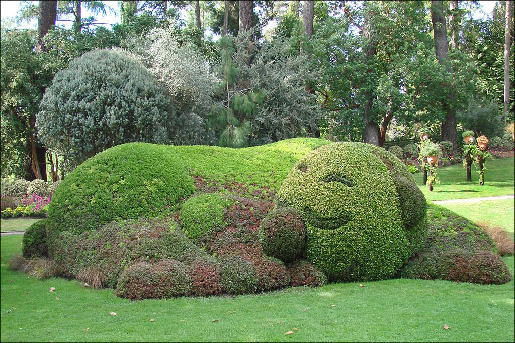 Claude ponti au jardin des plantes le voyage nantes for Au jardin de jean pierre