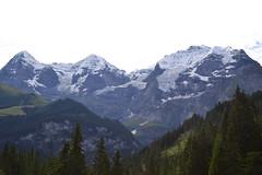 Eiger, Mönch & Jungfrau