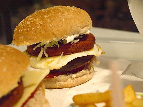 Burger, Burger Mel's, Santa Cruz