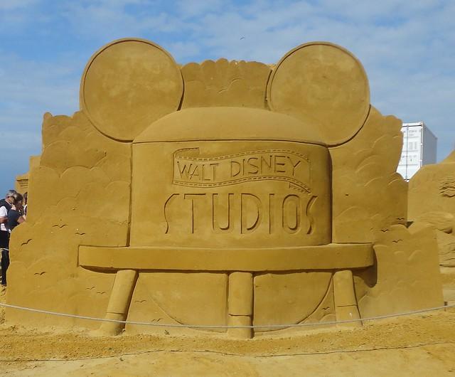 Sculpures sur sable Disney - News Touquet p.1 ! 14934020766_c818f23b83_z