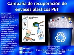 @MeridaPet: ¿Cómo reciclar envases de plástico PET en Mérida? http://t.co/VHQgpAWYhv