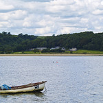 Small Boat on the River Towy