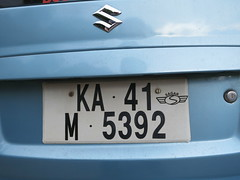 Cars - Number Plates (#3417)