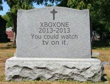 XboxOneRIP
