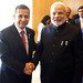 PM with President of the Republic of Peru
