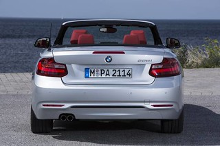 BMW 2014 Convertible 228i 08