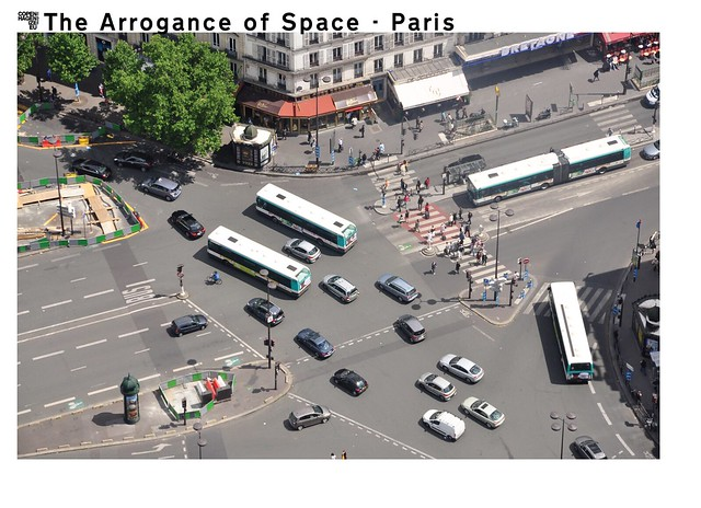 The Arrogance of Space - Paris Montparnasse 001