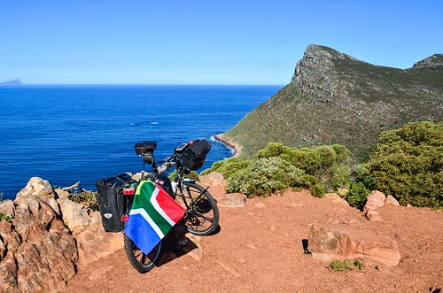 Close to the end, Cape  Point