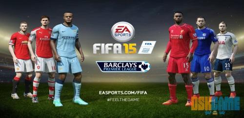 FIFA 15 home