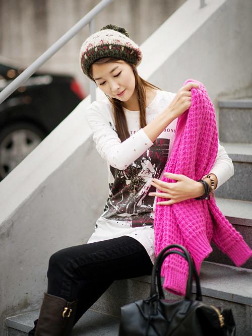 Mix đồ thời trang Thu Đông 2014 CỰC ấn tượng 7