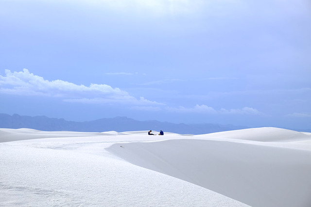 USA, Nouveau-Mexique - White Sands