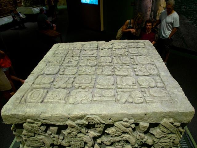 Altar Q, Copan (top)
