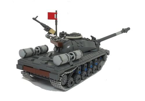 Panzer AX3 back