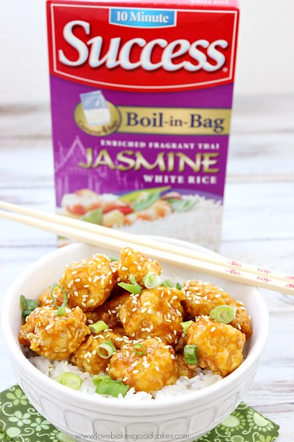 Orange Chicken (Better Than Panda Express!) - Who needs takeout when you can make it better at home? #chicken #SuccessRice #ad