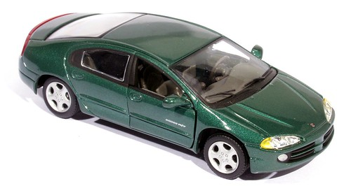 43 Cararama Dodge Intrepid II R-T 2000