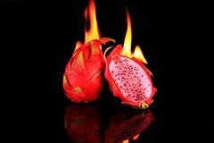 Fire Breathing Dragonfruit