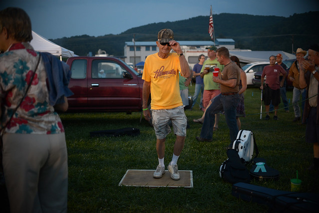 79th Galax Old Fiddlers' Convention